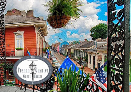 French Quarter Guest Houses