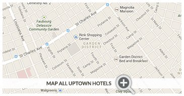 Garden DistrictUptown Best New Orleans Hotels