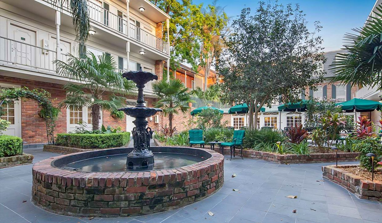 French Quarter Hotels >> Best Western Plus Landmark French Quarter Best New Orleans Hotels
