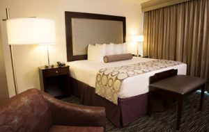 Best Western Plus Landmark Hotel & Suites is Corporate Traveler Heaven