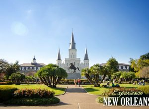 Visiting the French Quarter in May Photo