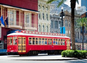 Getting Around New Orleans Via The Streetcar Photo