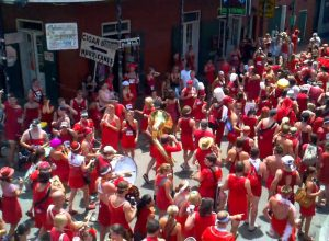 Baby, Put Your Red Dress On! August in New Orleans Photo