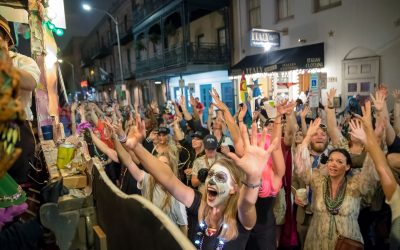 10+ Reasons to October in New Orleans
