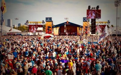 Five Fun May Festivals in New Orleans