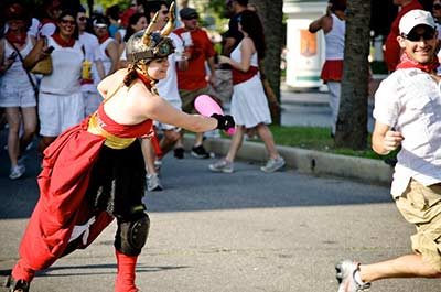 Running with the Bulls New Orleans